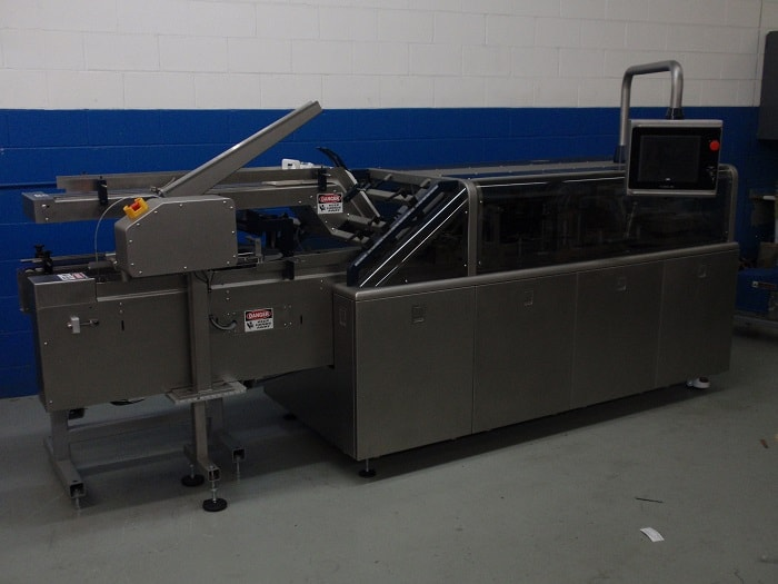 Intermittent and Continuous Motion Carton Packaging Machines